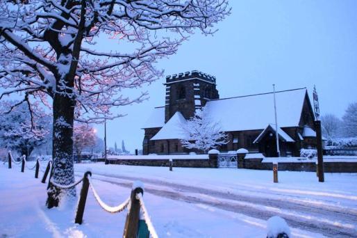winter church2